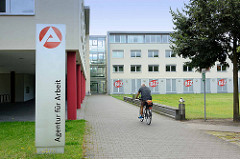 Agentur für Arbeit / BIZ in Neuruppin.