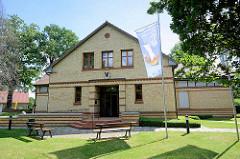 Brandenburg-Preußen Museum in Wustrau; eröffnet 2000 als private Einrichtung