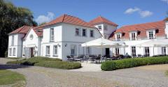 Restaurant / Hotel Seeschlösschen am Ruppiner See in Wustrau / Fehrbellin.