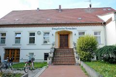 Evangelisches Vereinshaus, ev. Kindergarten in Fehrbellin.