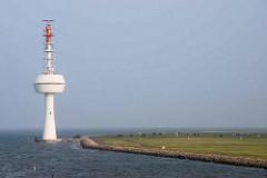 Radarturm von Neuwerk.