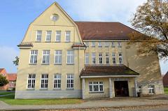 Bibliothek in Otterndorf  - Schleusenstraße