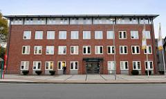 Stadtverwaltung / Rathaus, Neubau - Rathausplatz Cuxhaven