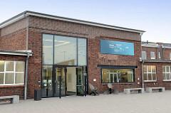 Windstärke 10, Wrack- und Fischereimuseum Cuxhaven / ehem. Fischhalle VII.