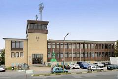 Gebäude der Staatlichen Seefahrtsschule Cuxhaven.