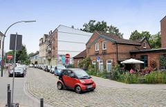 Handwerksgebäude - Alte Schmiede, Hamburg Bergedorf.