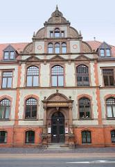Gebäude vom Amtsgericht Cuxhaven.