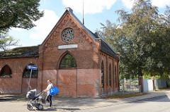 Alte Kapelle / Steinbeker Friedhof - Hamburg Billstedt / Kirchsteinbek.