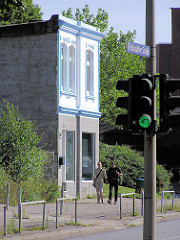 Alleinstehende Haus - Fuhlsbüttler Straße 284 in Hamburg Barmbek Nord,