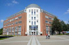 Gebäude der Stadtverwaltung Waren (Müritz)