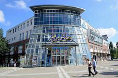 Bürgersaal Waren / Müritz, Veranstaltungszentrum, Kino der Stadt.