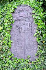 Gedenkstein für Gefallene des I. Weltkriegs in Hamburg Wilstorf.