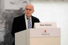 Rede von Mark Dainow, Vizepräsident des Zentralrats der Juden in Deutschland