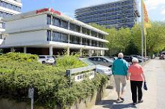 Verwaltungsgebäude / Vorbau LOTTO, Hamburger City Nord / Überseering.