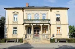 Rathaus von Moritzburg - Sachsen;