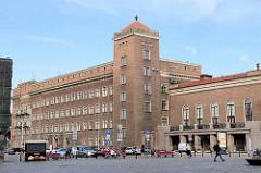 Gebäude der Technischen Universität in Riga.