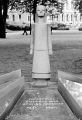 Denkmal in Riga beim Schloß - den Kindern gewidmet, die von 1941 - 1949 nach Sibirien deportiert wurden.