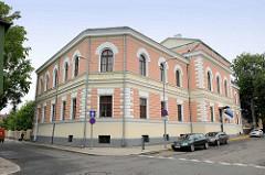 Verwaltungsgebäude -  Fellin / Viljandi, Estland.