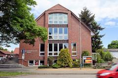 Kirche der Baptisten, Evangelisch-Freikirchliche Gemeinde in Stelle.