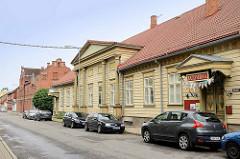 Kunstschule / Kunstzentrum  in  Fellin / Viljandi, Estland.