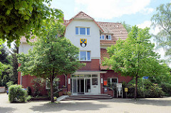 Rathaus in Stelle - ehem. Neues Schulgebäude