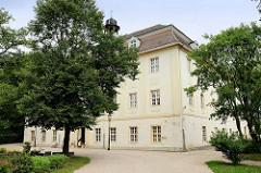 Wartenburger Schloss; ursprünglich 1603 errichtet.