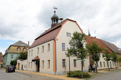 Rathaus von Pretzsch (Elbe).