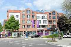 Büro- und Geschäftshaus Südertor in Winsen / Luhe.
