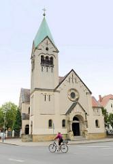 Katholische Kirche - Pfarrei Schmerzhafte Mutter in Torgau.