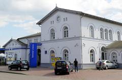 Bahnhof / Haltestelle Winsen Luhe