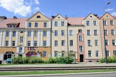 Neubauten - Wohnblocks, Architektur in Elbląg / Elbing.