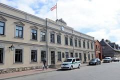 Verwaltungsgebäude / Polizeistation in Limbaži / Lemsal