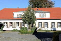 Historisches Wohnhaus in der Lutherstraße von Mansfeld.