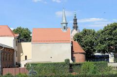 Kapelle der Caritas in Elbląg / Elbing.