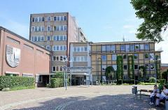 Rathaus / Stadtverwaltung in Geesthacht.