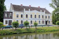 Gerichtsgebäude von Kuldiga am Alekšupīte