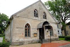Ev. luth. St. Anna Kirche in Cēsis.