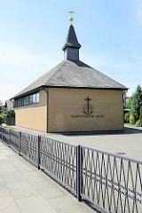Neuapostolische Kirche in der Düneberger Straße / Geesthacht.