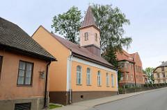 Römisch katholische Kirche in Cēsis.