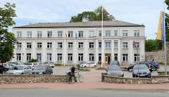 Rathaus / Hauptverwaltung von Valmiera;