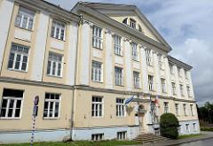 Historisches Gebäude der Tartu Karlova Kool.