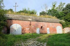 Alte Kasematten / Befestigungsanlagen; Toruń.
