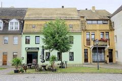 Gaststätte - Zu den echten Schildbürgern - Markt in Schildau.