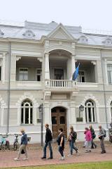 Historische Architektur in Pärnu - Gerichtsgebäude / Amtsgericht