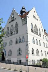 Gymnasium Franziskaneum Meißen; eingeweiht 1907 als Realschule und Realgymnansium.