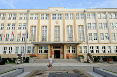 Verwaltungsgebäude / Sejmik Województwa Kujawsko - Pomorskiego; der  Woiwodschaft in Toruń.