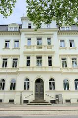 Gebäude vom Landratsamt in der Dresdner Straße von Meißen