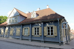Tartu Spielzeugmuseum, Theaterhaus.