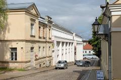 Blick in die Schlossstraße, Lossi von Tartu.