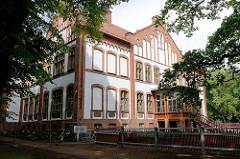 Pärnu Vanalinna Põhikool - Altstadt Grundschule in Pärnu.